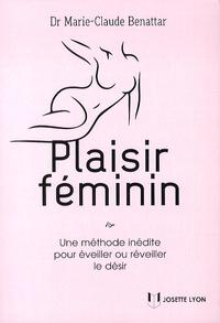 Deedr.fr Plaisir féminin - Une méthode inédite pour éveiller ou réveiller le désir Image
