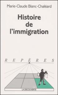 Deedr.fr Histoire de l'immigration Image