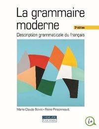 Histoiresdenlire.be La grammaire moderne - Description grammaticale du français Image