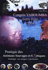Marie-Claude Bomsel - Pratique des Animaux Sauvages et Exotiques - Pathologie - Cas cliniques - Conservation.