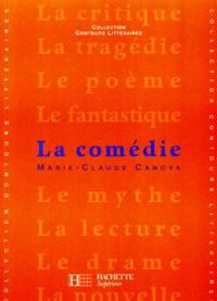 Marie-Claude Canova - La comédie.