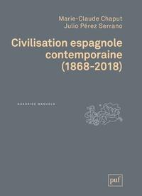 Civilisation espagnole contemporaine - (1868-2018).pdf