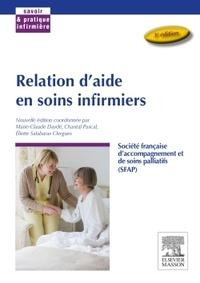 Marie-Claude Daydé et Marie-Luce Lacroix - Relation d'aide en soins infirmiers.
