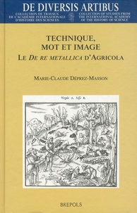Technique, mot et image - Le De re metallica dAgricola.pdf