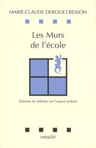 Marie-Claude Derouet-Besson - .