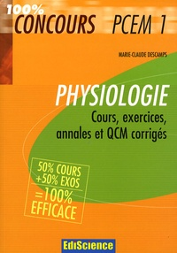 pcem physiologie cours