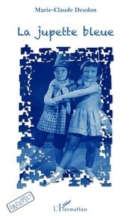 Marie-Claude Deudon - La jupette bleue.