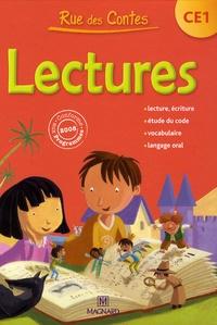 Marie-Claude Duval-Vasseur - Lectures CE1.