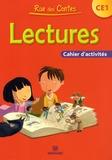 Marie-Claude Duval-Vasseur - Lectures CE1 - Cahier d'activités.