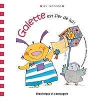 Marie-Claude Favreau et Lina Rousseau - Galette est fier de lui!.