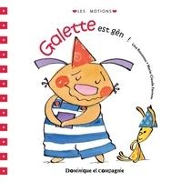 Marie-Claude Favreau et Lina Rousseau - Galette est gêné.