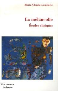 Galabria.be La mélancolie - Etudes cliniques Image