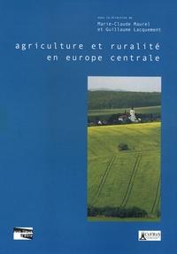Marie-Claude Maurel - Agriculture et ruralité en Europe centrale.