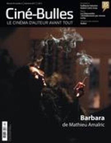 Marie Claude Mirandette et Zoé Protat - Ciné-Bulles  : Ciné-Bulles. Vol. 35 No. 4, Automne 2017.
