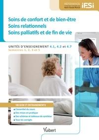 Marie-Claude Moncet - Soins de confort et de bien-être, soins relationnels, soins palliatifs et de fin de vie - Unités d'enseignement 4.1, 4.2 et 4.7.