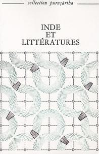 Marie-Claude Porcher - Inde et littératures.