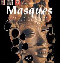 Marie-Claude Priez et Thomas Renaut - Masques. - Esprits d'Afrique, Edition bilingue français-anglais.