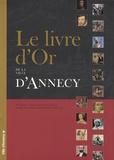 Marie-Claude Rayssac - Le Livre d'Or de la ville d'Annecy.