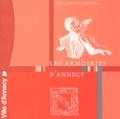 Marie-Claude Rayssac - Les armoiries d'Annecy.