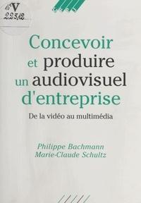 Marie-Claude Schultz et Philippe Bachmann - .