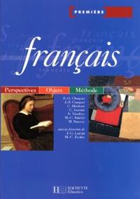 Marie-Claude Zeisler et  Collectif - Français 1ère. - Perspectives, objets, méthode.