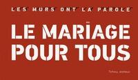 Marie Clavel - Le mariage pour tous.