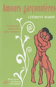Birrascarampola.it Amours garçonnières - Traduction du grec ancien de poèmes érotiques de l'Anthologie grecque Image