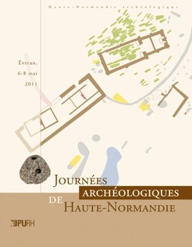 Marie-Clotilde Lequoy - Journées archéologiques de Haute-Normandie - Evreux, 6-8 mai 2011.