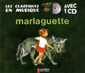 Marie Colmont - Marlaguette. 1 CD audio
