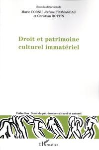 Marie Cornu et Jérôme Fromageau - Droit et patrimoine culturel immatériel.