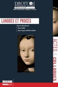 Histoiresdenlire.be Langues et procès Image