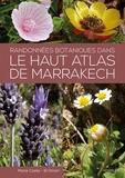 Marie Coste-El Omari - Randonnées botaniques dans le Haut Atlas de Marrakech.