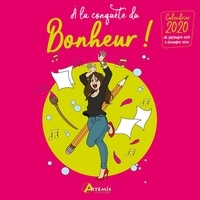 Marie Crayon - Calendrier A la conquete du bonheur.