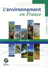 Marie Cugny-Seguin et François Moreau - L'environnement en France.