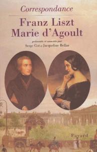 Marie d' Agoult et Franz Liszt - .