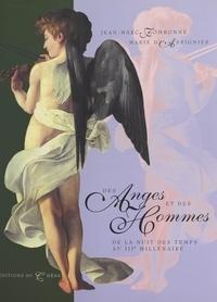 Marie d'Assignies et Jean-Marc Fombonne - Des anges et des hommes - De la nuit des temps au IIIe millénaire.