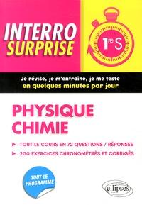 Marie d' Espeuilles et Cyril Verdet - Physique Chimie 1e S.