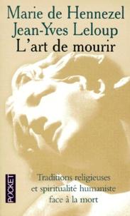 Marie de Hennezel et Jean-Yves Leloup - .