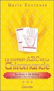Marie Decreuse - Le coffret ABC de la Chiromancie.