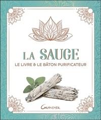 Marie Delclos - La Sauge - Le livre & le bâton purificateur.