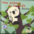 Marie Delhoste - Mes animaux de la forêt à écouter.