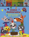 Marie Deloste et Isabelle Chauvet - Joyeux anniversaire !.
