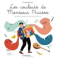Marie Desmargers et Ciline Therville - Les Couleurs de Monsieur Picasso.
