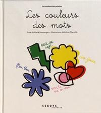 Marie Desmargers et Coline Therville - Les couleurs des mots.