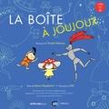 Marie Desplechin et  Aki - La boîte à joujoux. 1 CD audio