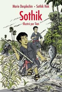 Marie Desplechin et Sothik Hok - Sothik.