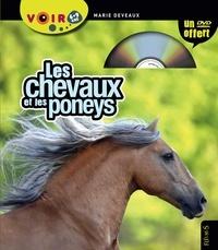 Marie Deveaux - Les chevaux et les poneys. 1 DVD