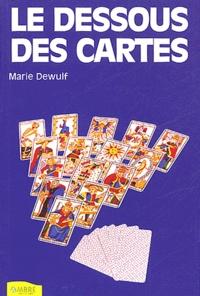 Deedr.fr Le dessous des cartes - Techniques de tirage du Tarot de MArseille Image
