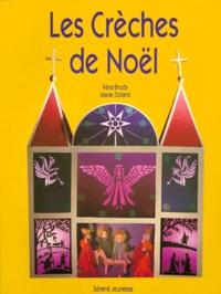 Marie Dolard et Véra Brody - Les crèches de Noël.