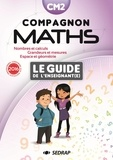Marie-Dominique Andreani - Compagnon Maths CM2 - Le guide de l'enseignant(e).